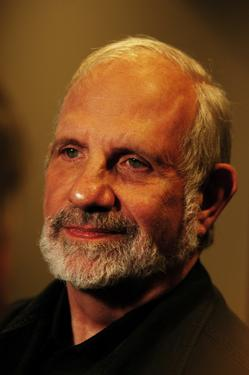 Brian De Palma at the premier of &quot;Redacted&quot;.